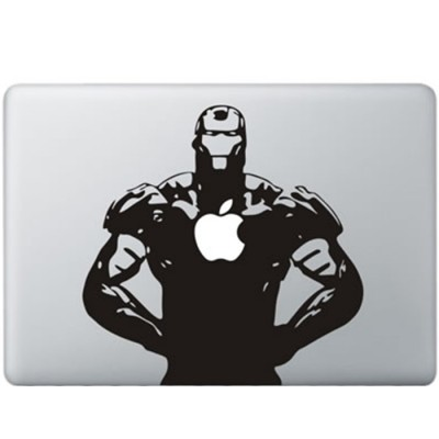 Iron Man MacBook Aufkleber