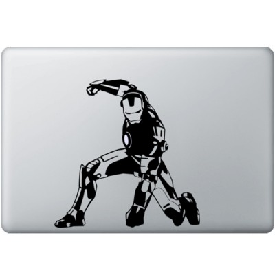 Iron Man (2) MacBook Aufkleber
