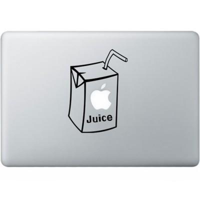 Apple Juice MacBook Aufkleber