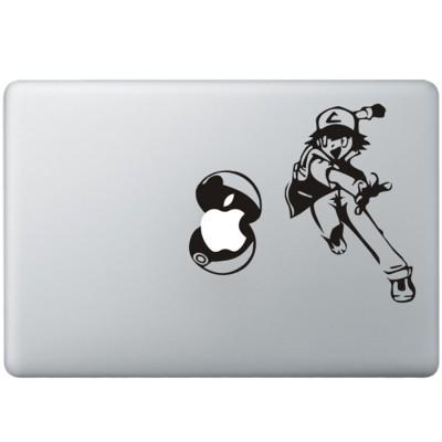 Pokemon MacBook Aufkleber Schwarz MacBook Aufkleber