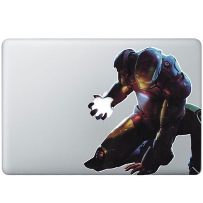 Iron Man (2) Farbig MacBook Aufkleber