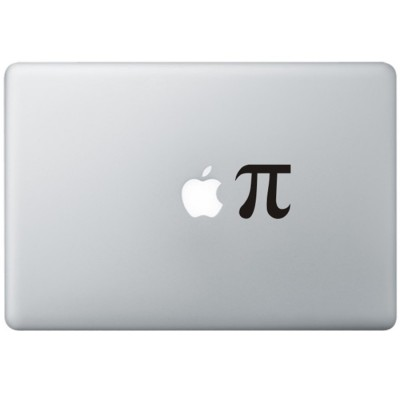 Apple Pie MacBook Aufkleber