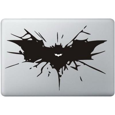 Batman Logo MacBook Aufkleber