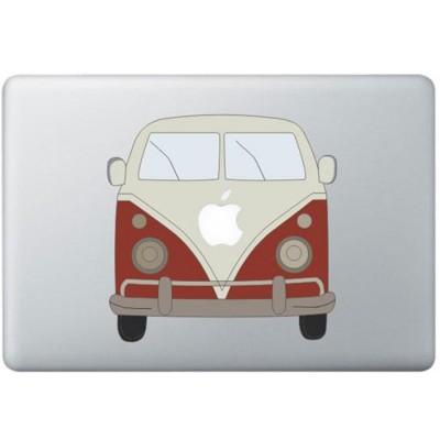 Volkswagen Bus Farbig MacBook Aufkleber Fabrige MacBook Aufkleber