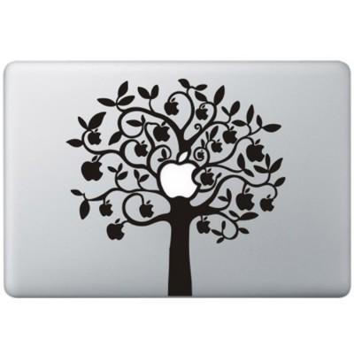 Apple Baum ( 2 ) MacBook Aufkleber