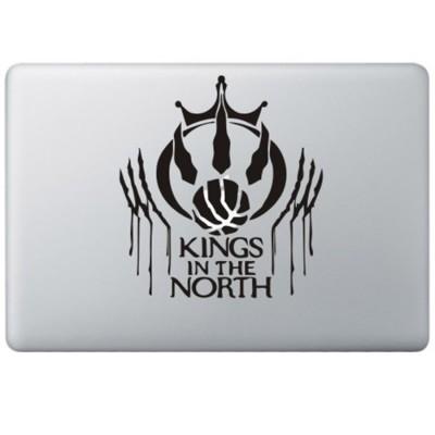 Game Of Thrones MacBook Aufkleber Schwarz MacBook Aufkleber