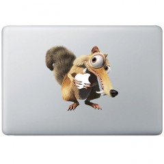 Ice Age MacBook Aufkleber