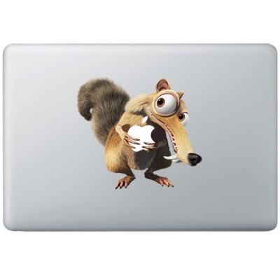Ice Age MacBook Aufkleber