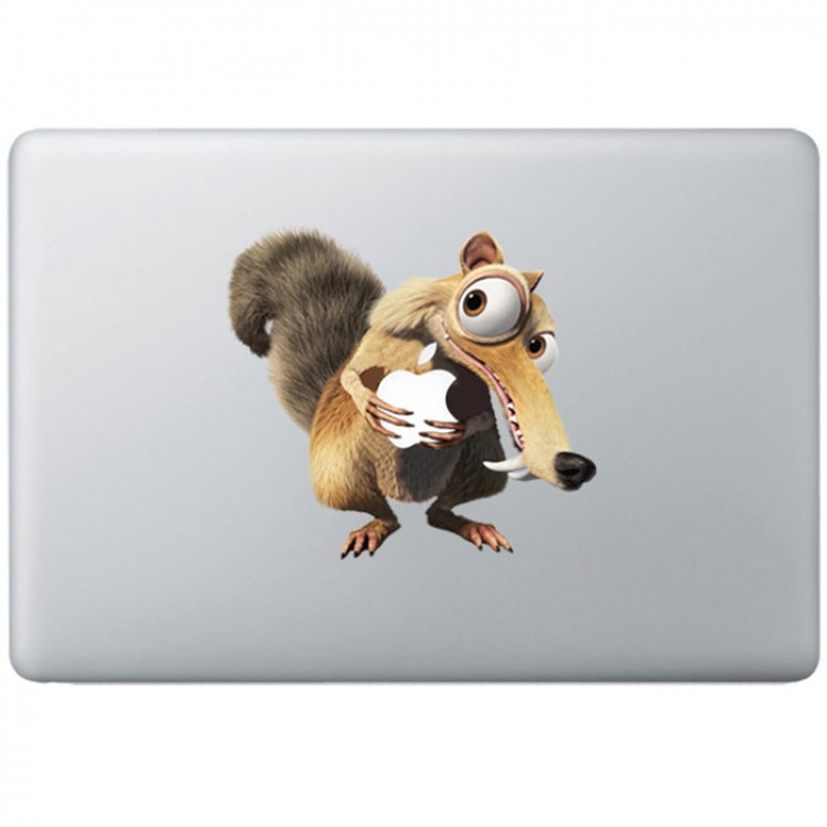 Ice Age MacBook Aufkleber Fabrige MacBook Aufkleber
