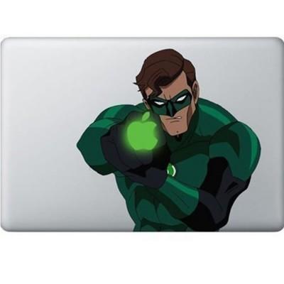 Grüne Laterne MacBook Aufkleber Fabrige MacBook Aufkleber